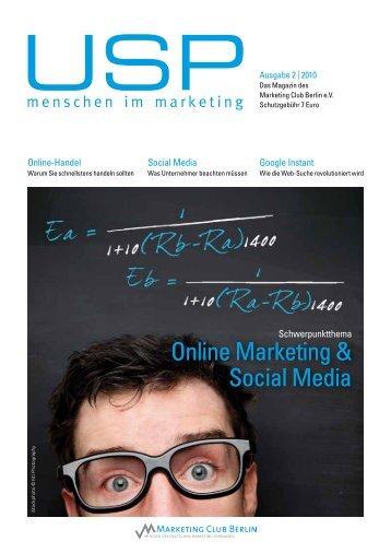 Nr. 1 - Marketing Club Berlin