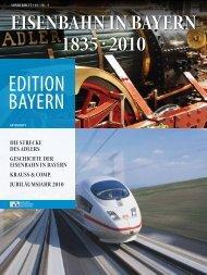 BAYERN EDITION - Haus der Bayerischen Geschichte