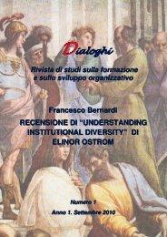 Recensione - Dialoghi