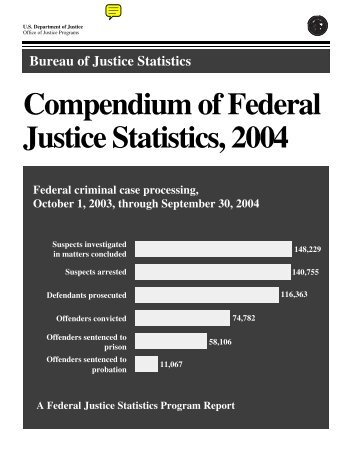 Chapter 3 - Bureau of Justice Statistics