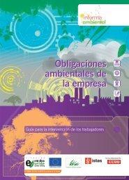 Obligaciones ambientales de - Secretaría de Ambiente y Desarrollo ...