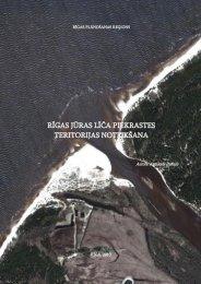 rīgas jūras līča piekrastes teritorijas noteikšana - Rīgas Plānošanas ...