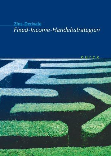 Fixed-Income-Handelsstrategien