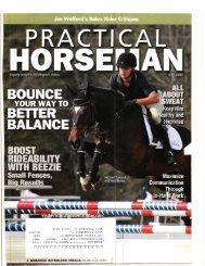 Practical Horseman - July, 2009 - Phelps Media Group