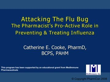 Attacking The Flu Bug Attacking The Flu Bug - Free CE Continuing ...