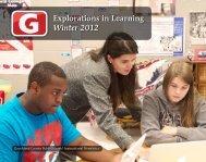 Winter 2012 - Goochland County Public Schools