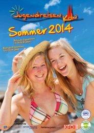 Sommer 2014 - Jugendreisen Köln
