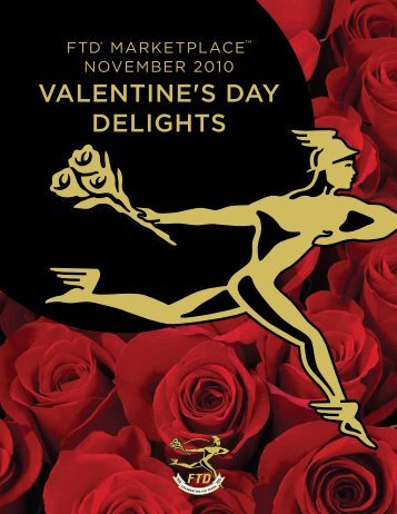 valentine's day delights - FTD, Inc.