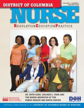 nurse district of columbia - News Room, DC