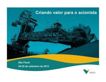 Expo Money - São Paulo - Vale.com