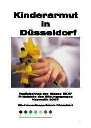 Radiobeitrag - Elly-Heuss-Knapp-Schule