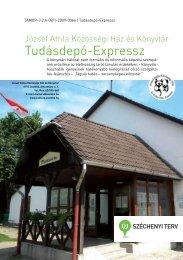 Tájékoztató kiadvány - Zsombó