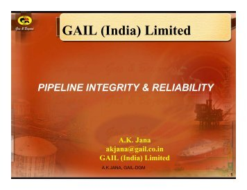 GAIL (India) Limited - petrofed.winwinho...