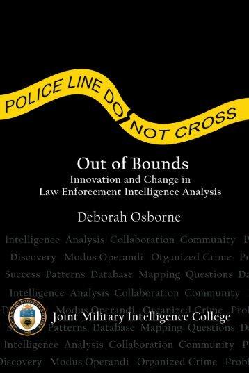 Out of Bounds - National Intelligence University
