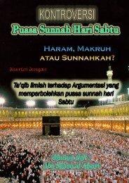 Kontroversi Puasa Sunnah Sabtu – Maktabah Abu Salma Al Atsari.pdf