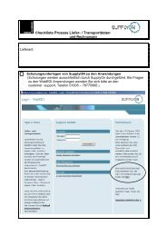 Checkliste Liefertransportrechnungsdaten de
