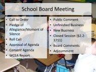 November - Wise County Public Schools