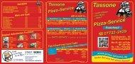 Pizza Service Tassone.
