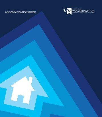 AccommodAtion Guide - University of Wolverhampton