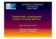 Epidemiologia, eziopatogenesi e fattori di rischio dell™ictus Dr ...
