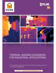FLIR Thermography Guide - Test and Measurement Instruments CC