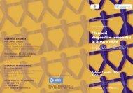 flyer CFR.indd - Clinica malattie apparato respiratorio
