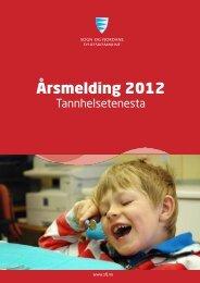 Årsmelding 2012 - Sogn og Fjordane fylkeskommune