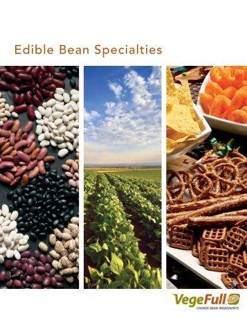 Edible Bean Trifold - ADM