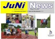 JuNi News Nr. 3-2012 Neu! - Junge Nierenkranke Deutschland e.V.