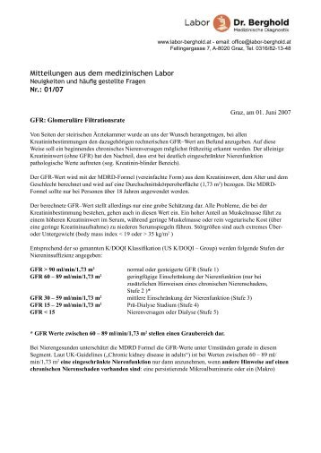 klick pdf-download (281 KB) - Labor Dr. Berghold