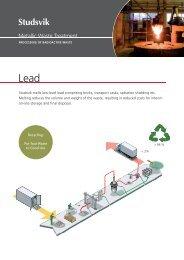 Metallic Waste Treatment - Studsvik