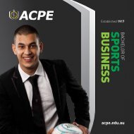 Bachelor of Sports Business - AIAS