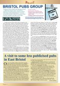 Pints West 96, Winter 2012 - Bristol & District CAMRA - Page 6