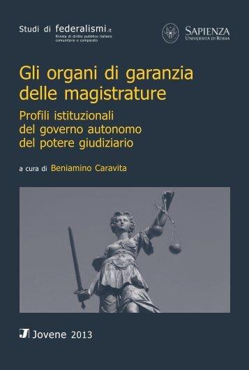 del volume - Federalismi.it