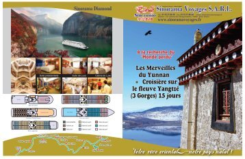Sinorama Voyages SARL www.sinoramavoyages.fr
