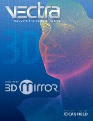 VECTRA3D brochure - Canfield Scientific Inc