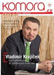 Vladimír Krajíček - Hospodářská komora České republiky