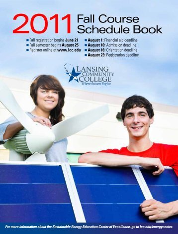 lansing community college coursework Lansing community college - apply whether you are fresh out of high school or a returning student you will be able to easily adjust into the coursework provided.