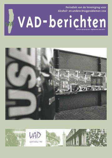 nr. 2, maart-april - Vad.be