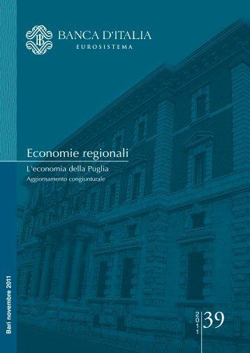 L'economia della Puglia - Adapt