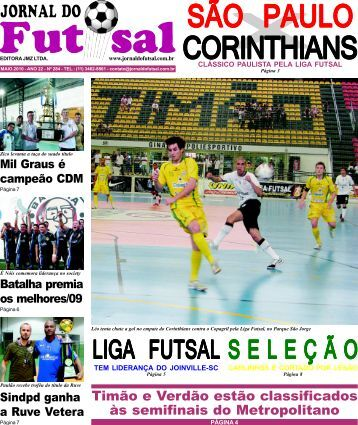 são paulo são paulo são paulo são paulo ... - Jornal do Futsal