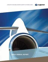 2011 NBAA Annual Report