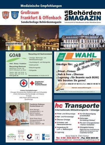 Frankfurt Medizinisches Versorgungszentrum GbR Centrum für Nieren