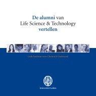 alumni van Life Science & Technology - Faculteit der Wiskunde en ...