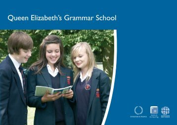 Ofsted 2010 - Queen Elizabeth's Grammar School