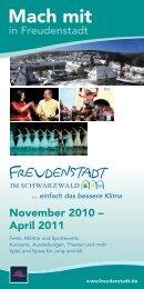 kultur am dobel - Ferien in Freudenstadt