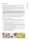 Informationen für Betroffene und Interessierte .... Heimdialyse kann ... - Seite 7