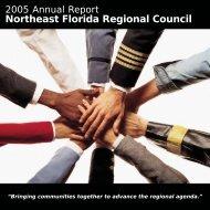 2005 Annual Report - Northeast Florida Regional Council