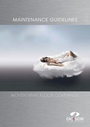 Download maintenance guide (PDF) - Dickson