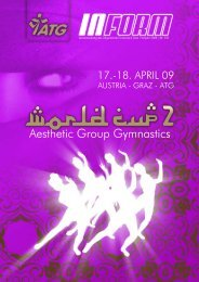 Aesthetic Group Gymnastics - ATG